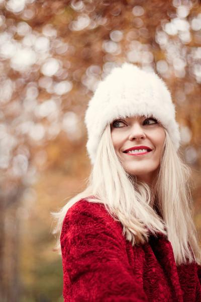 Portrait Musician Halla Margrét Árnadóttir