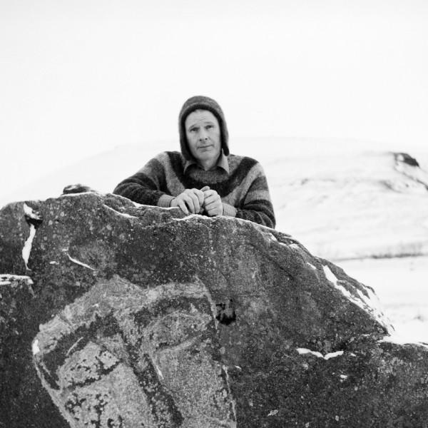 Páll Guðmundsson from Húsafell