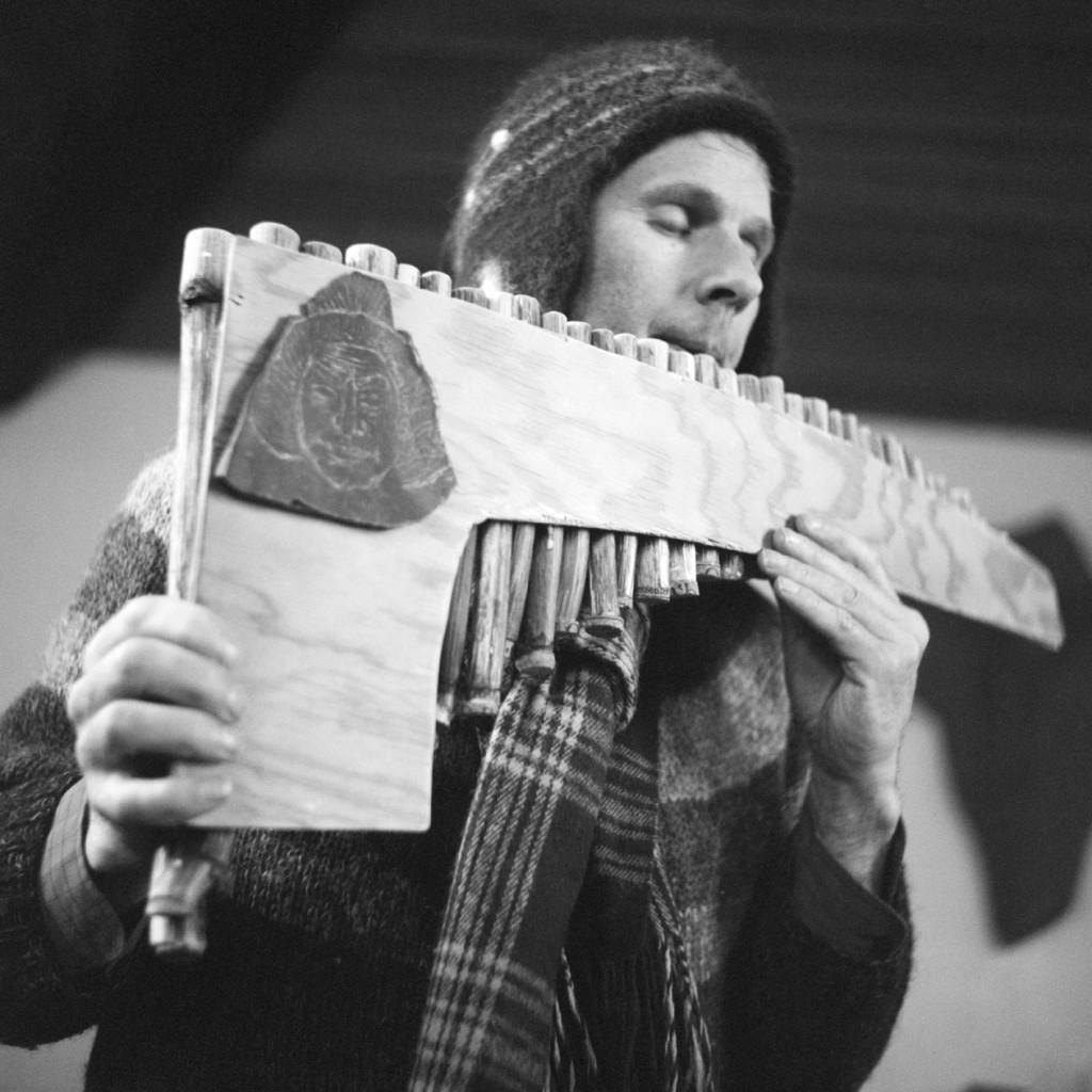 Portrait Pall Gudmundsson Musician Artist