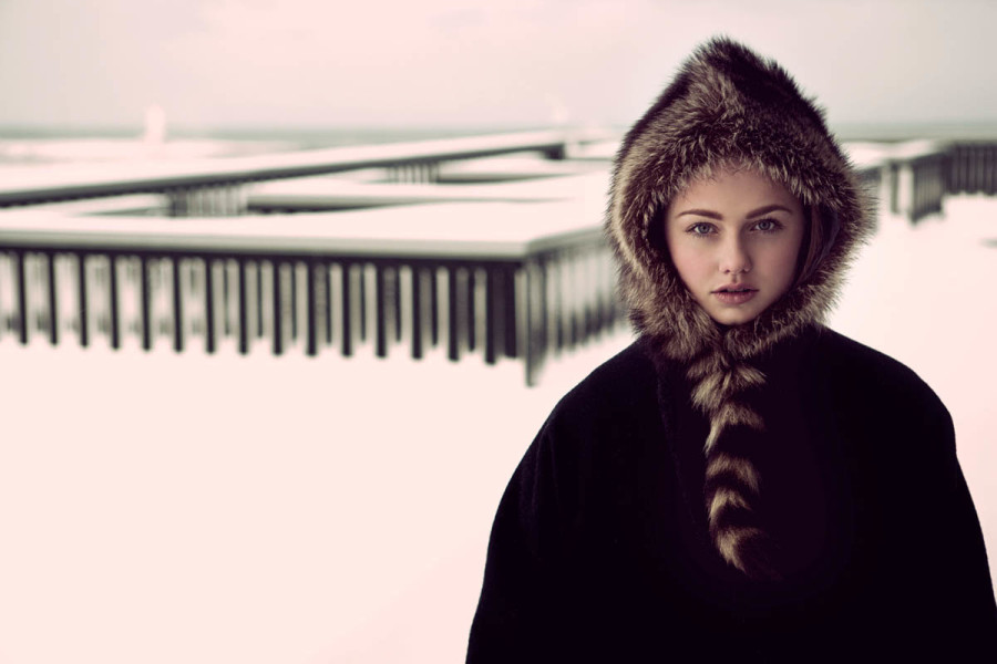 Fashion Editorial Iceland