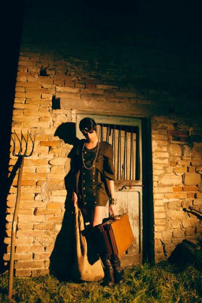 Insomnia Fashion Editorial