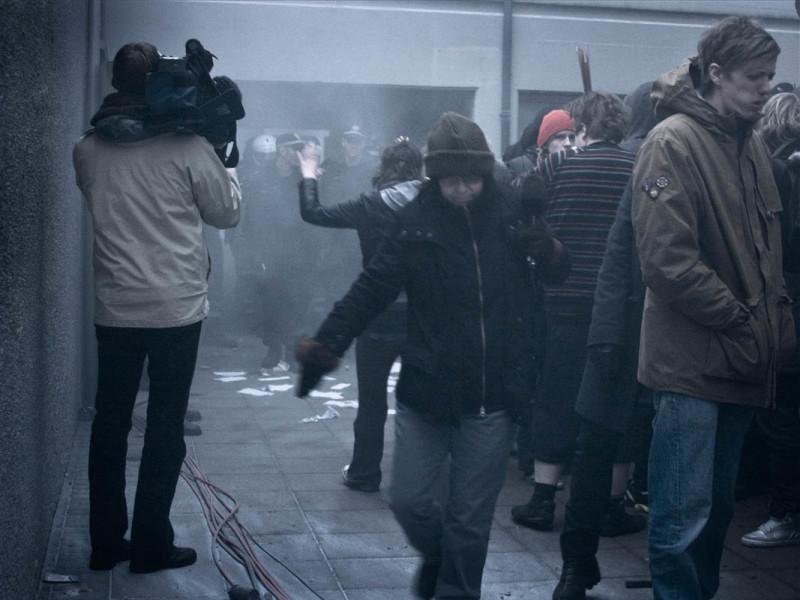 Iceland Protest Tralala Masbedo
